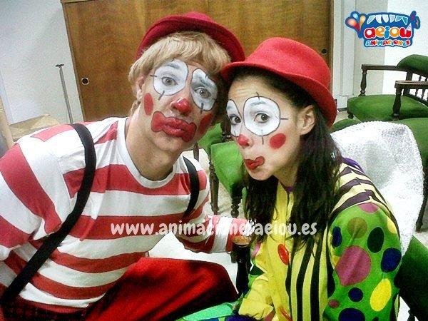 Animadores infantiles en Asturias a domicilio