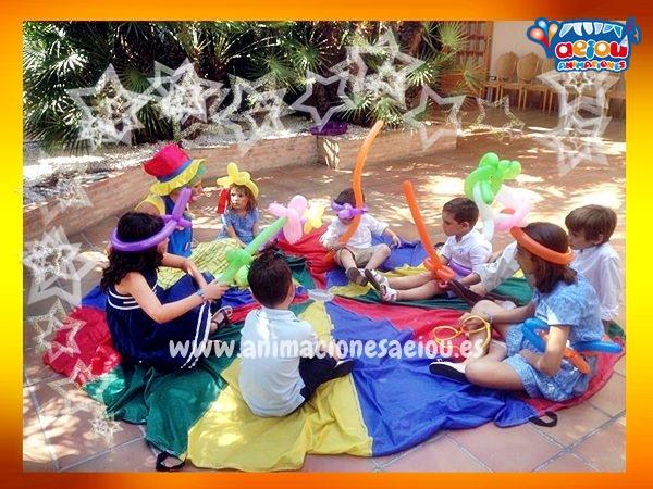 Animación de fiestas infantiles en Asturias