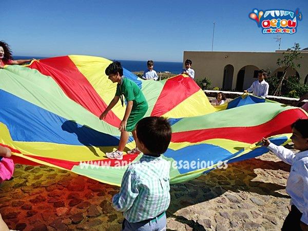 Fiestas infantiles en Oviedo