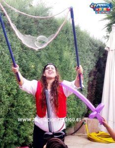 Fiestas infantiles de Asturias a domicilio