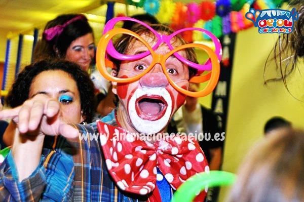 Fiestas infantiles en Asturias