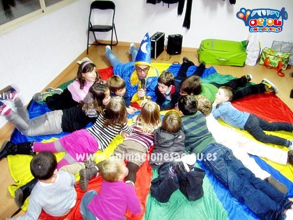 Fiestas infantiles temáticas a domicilio