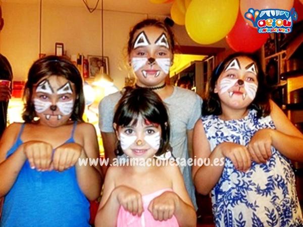 Fiestas temáticas infantiles en Asturias