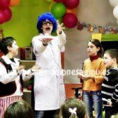 animaciones cientificas fiestas infantiles asturias