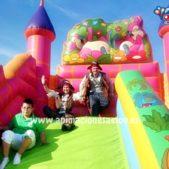 castillos hinchables fiestas infantiles asturias