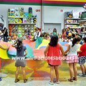 juegos infantiles cumpleaños asturias