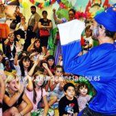 magos comuniones asturias domicilio