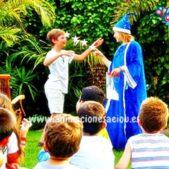 magos cumpleaños domicilio asturias