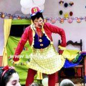 payasos fiestas infantiles comuniones asturias