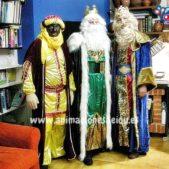 reyes magos domicilio navidad asturias