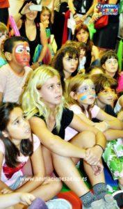 Animaciones infantiles para bodas y bautizos en Asturias