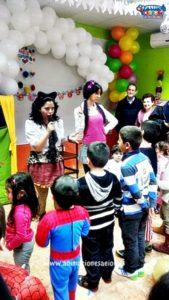 Animaciones para bautizos en Asturias
