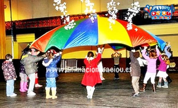 Animadores de fiestas infantiles en Asturias