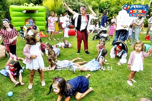Animadores infantiles para fiestas en Asturias