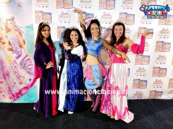 Fiestas temáticas de Princesas en Asturias