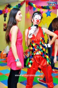 Payasos para fiestas infantiles en Asturias
