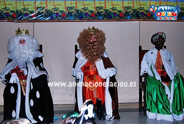 Contratar a los mejores Reyes Magos en Asturias