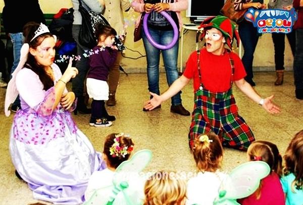 Fiestas de navidad infantil en Asturias