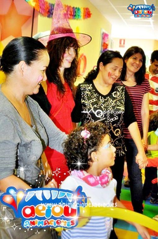 Animación para fiestas de cumpleaños infantiles en Oviedo