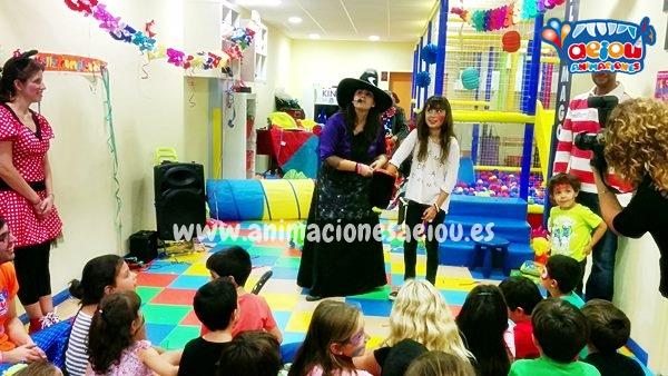 Animaciones Infantiles para fiestas en Oviedo