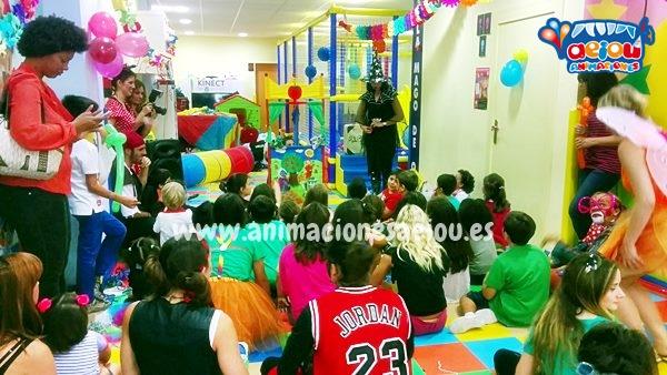 Animaciones de fiestas infantiles en Oviedo (2)