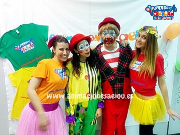 Animadores Infantiles en Oviedo