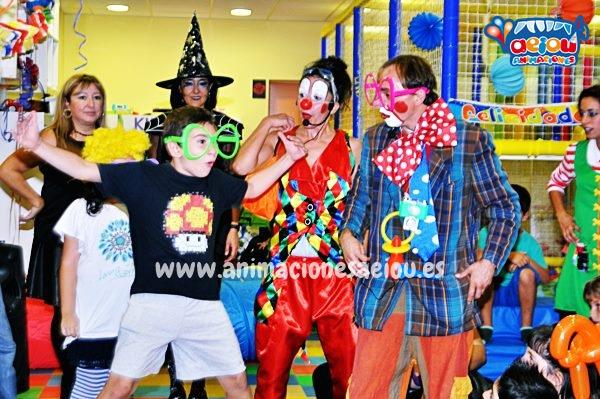 Animaciones para fiestas de infantiles en Mieres