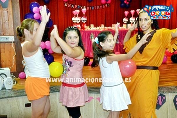 Magos para fiestas Infantiles en Cudillero