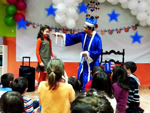 Magos para fiestas infantiles en Villaviciosa
