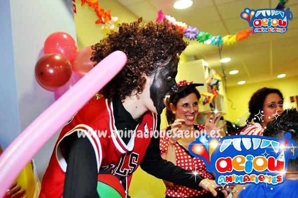Los mejores animadores de fiestas infantiles en Avilés