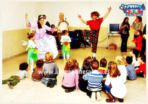 Animaciones para fiestas de cumpleaños infantiles y comuniones en Llanes