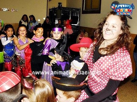 Animaciones para fiestas de cumpleaños infantiles y comuniones en Pola de Siero